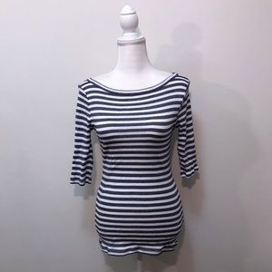 Michael Stars for Anthropologie Striped Top XS / S